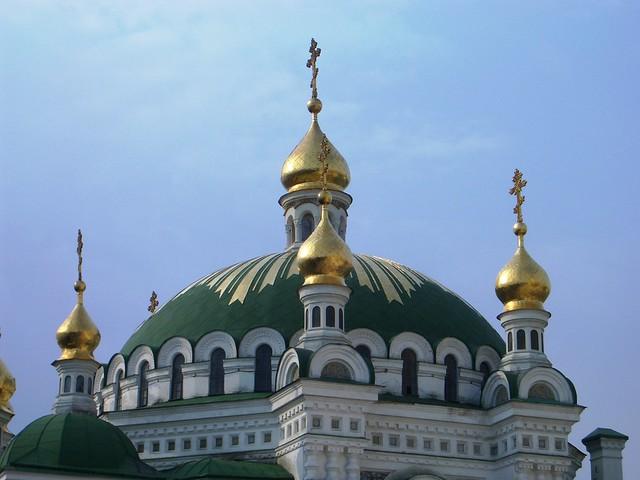 Kyiv-Pechersk Lavra – Monastery of the Caves, Kiev
