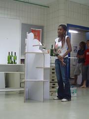 X-Board Bottled Water Display #8