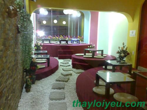 tổng hợp các quán ăn uống ở sài gòn