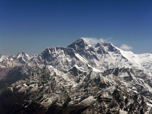 Mt. Everest!