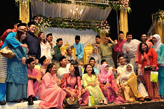 Nuhairi and Nadirah Wedding 24052009 event (Syed Khalil) Tags: hijab perdana kahwin felda dewan