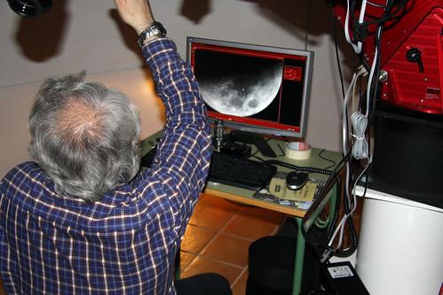 A lúa de Francisco Violat