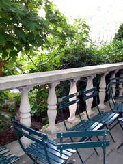 Bryant Park Balcony!