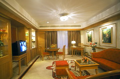 Celebrity Living Room at Best Western The Pride in Pune, Best Quality Living Room Furniture