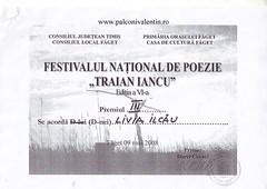 Diploma Livia Ilcau III