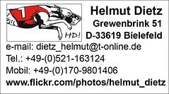 Helmut Dietz Bielefeld, flickr-card
