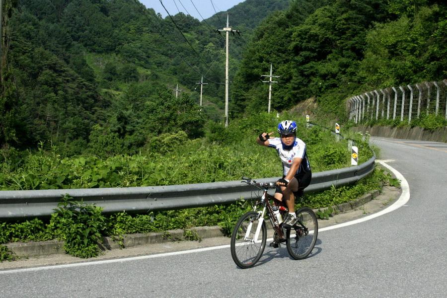 Biker in mountains(3)