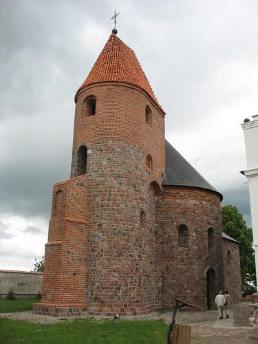 Rotunda św. Prokopa - Strzelno {juni 2009}