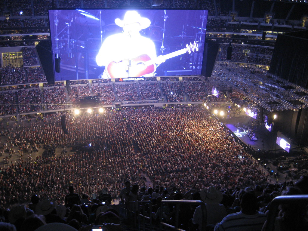 Cowboys Stadium A Review From The Cheap Seats