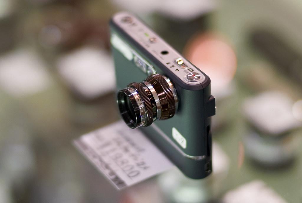 Zunow Toy Camera Lens