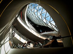 Vertigo (Batram) Tags: world new shopping frankfurt main center brave frontpage neu zeil welt schn nohdr myzeil