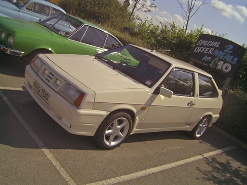 LADA - VAZ 2108 Cabrio