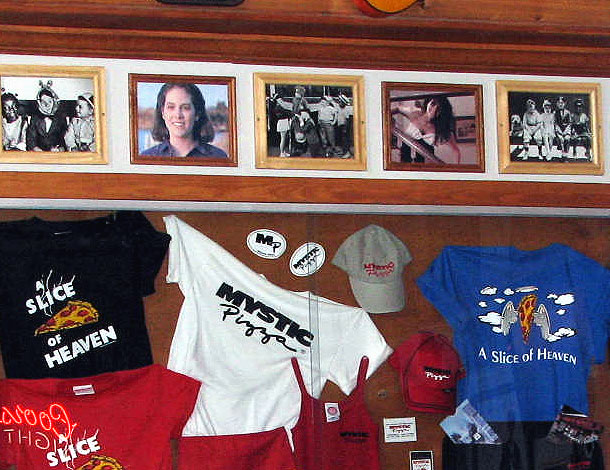 Inside Mystic Pizza