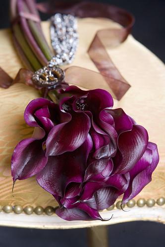 bouquet calle
