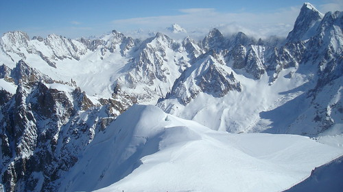 Chamonix Mount Blanc - Aiguille du Midi