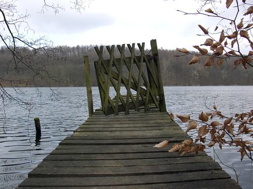 Pforte zum See