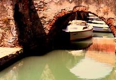 RFN...scorcio (chicca57 (kiss..)) Tags: barche acqua livorno scorcio riflesso raduno