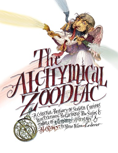 'The Alchymical Zoodiac' bookcover