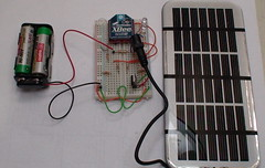Wireless Monitoring Of A Pv Solar Panel Voltaic Solar Blog