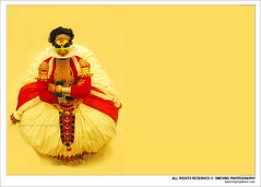 Kathakali (Smevin Paul - Thrisookaran !! www.smevin.com) Tags: