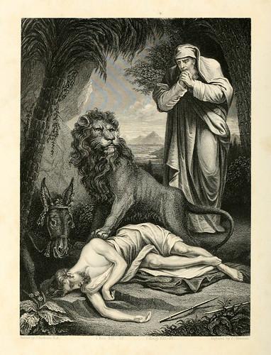 018- El profeta desobediente- Northcote