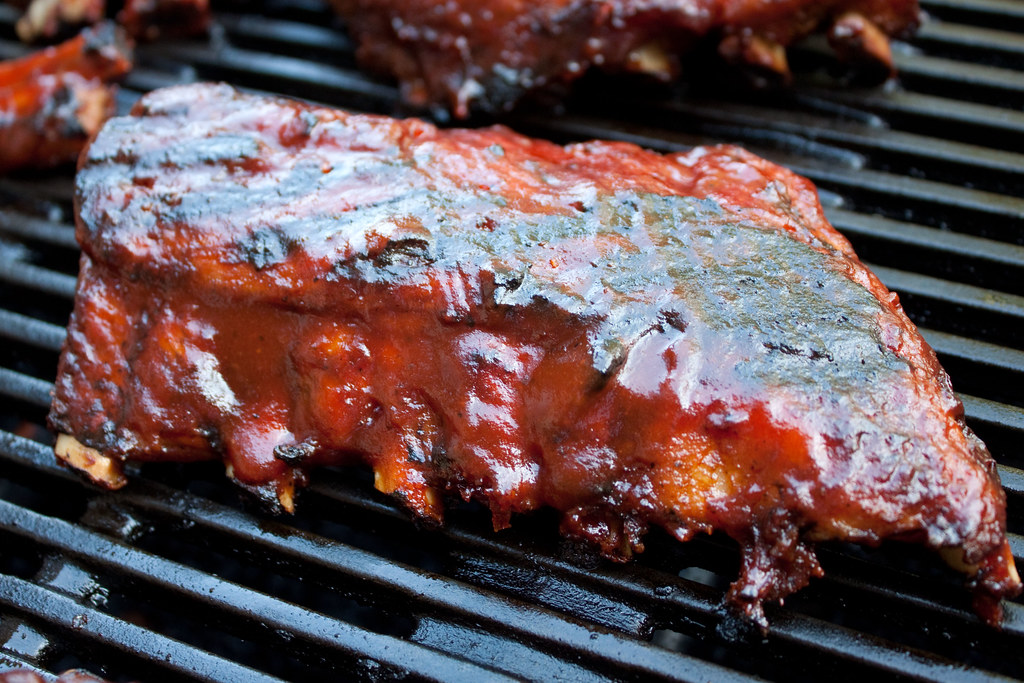 Pork Baby Back Ribs