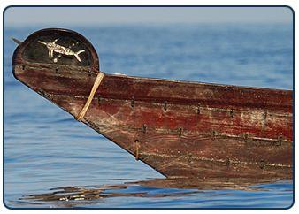 Chumash Canoe Channel Islands.noaa.gov