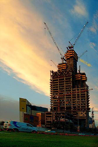 dubai towers doha. The Dubai Tower - Doha*. The 7 KMS Series # 14*
