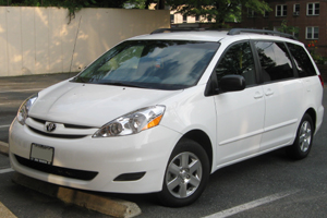 Minivan Rap Song   Toyota Sienna Swagger Wagon