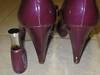 repairing shoes