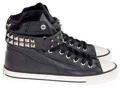 Forfex Studded Kick It Sneakers