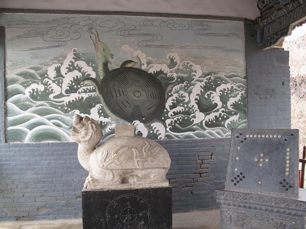 I Ching memorial