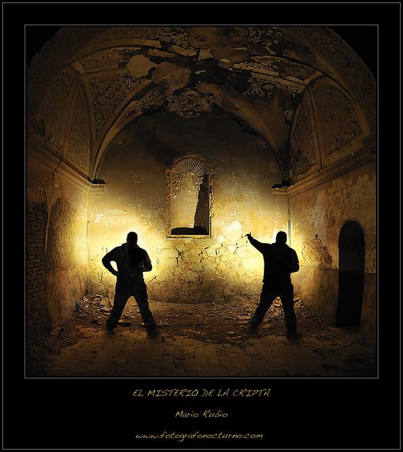 El misterio de la cripta