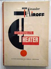El Lissitzky book cover (typojo) Tags: vanabbemuseum eindhoven cyrillic constructivism ellissitzky moderntypography jodebaerdemaeker typojo