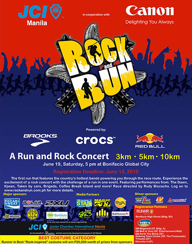 Rock and Run 2010