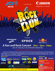 Rock and Run 2010 Results