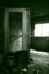 Open the door (OBITORY) Tags: door las vegas abandoned porta latte brianza lombardia lecco abbandono consonno bidoni olginate