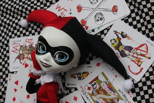 127/365- Harley Quinn