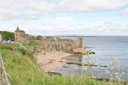 Castle at St Andrews