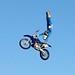 handstand on motorbike 1