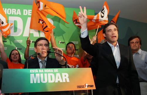 Pedro Passos Coelho Festa Popular em Valpaços