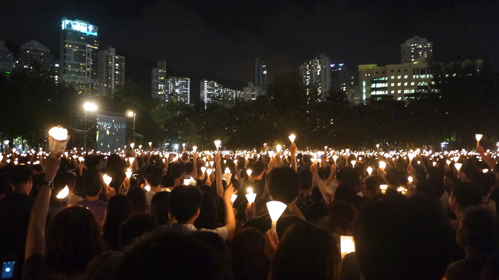 Candlelight Protest