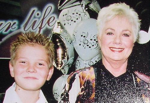 Jacob Nelson and Shirley Jones