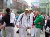 Cabeleira, Casado, Scooby na roda da rua em Hamburgo