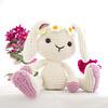IMG_8947-2 (SlackerMum) Tags: cute rabbit bunny easter spring crochet craft cuddly amigurumi