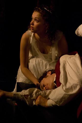 Scene from Romeo & Juliet
