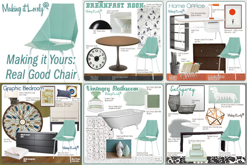Making it Yours: Real Good Chair