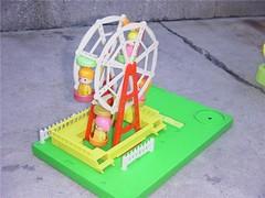 Pin y pon - Rueda de la fortuna (miguelmontanomx) Tags: toys 80s 70s niñas infancia mattel juguetes pinypon nenas pinpon nenes chiquillas chiquillos muñecasfamosa niñis