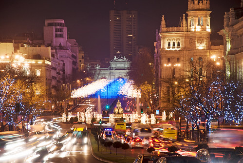 Madrid Christmas Lights 16