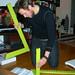 Montering av Gustens nya stol